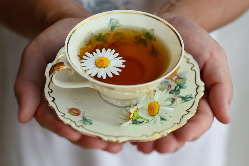 Heřmánek čaj